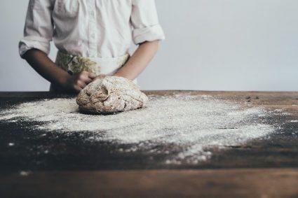 Piece do rozrostu ciasta w piekarni